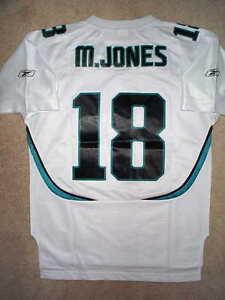 Details about STITCHED/SEWN Jacksonville Jaguars MATT JONES nfl THROWBACK Jersey YOUTH (L)