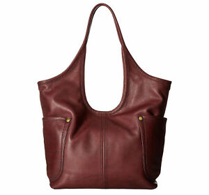 441132214526 Frye Campus Rivet Shoulder DB073 Handbag Leather Black Cherry for ...