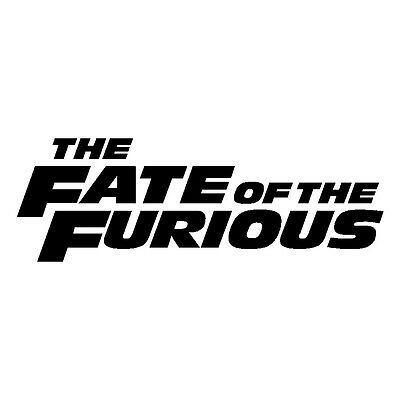 Fate Of The Furious 8 Smashed Wall Decal Graphic Sticker Art Mural Fast J126