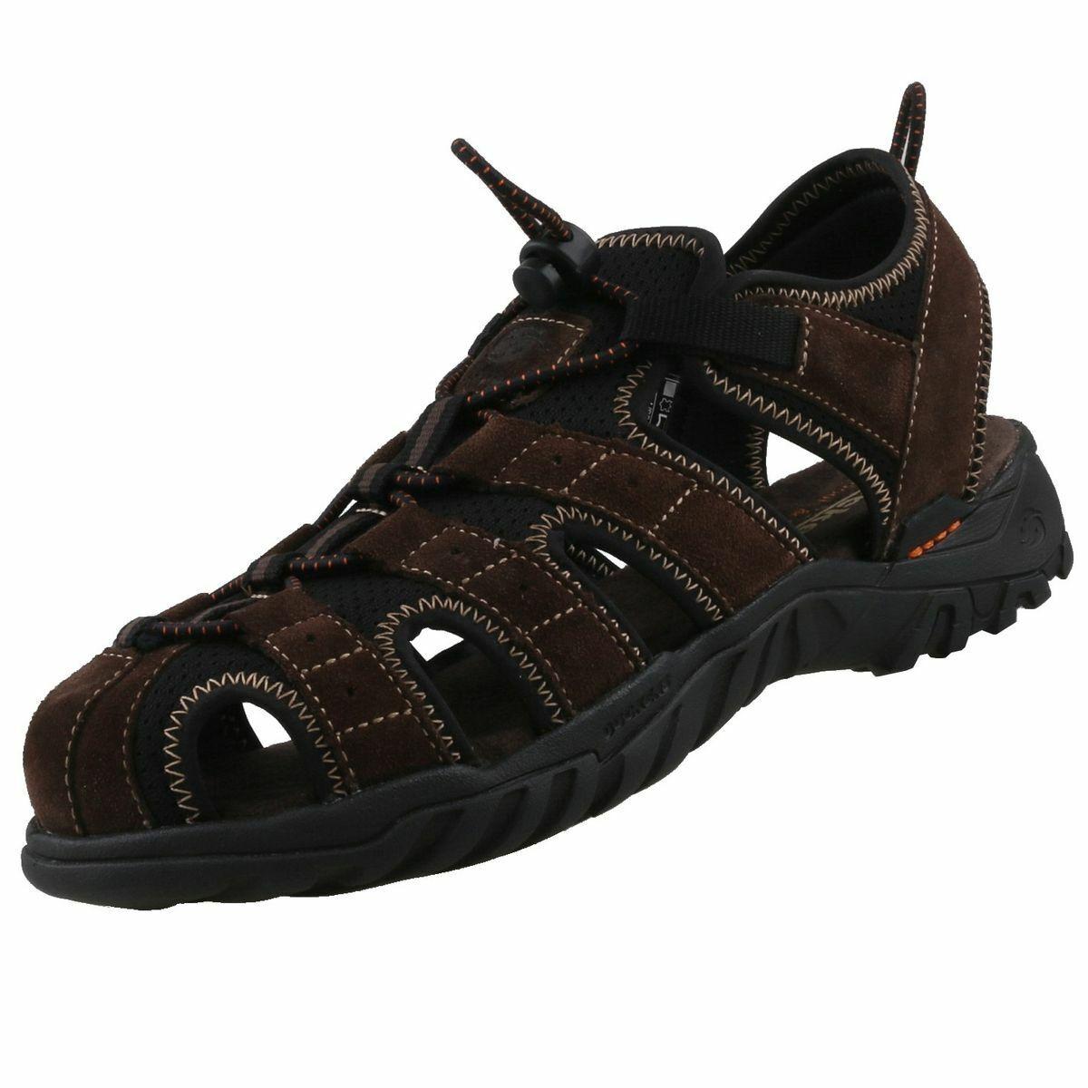 NUOVO DOCKERS Uomo Scarpe Sandali Sandali Sandali outdoorsandalen Trekking Sandalo Scarpe in pelle 94b72f