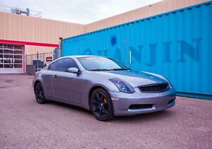 2004 Infiniti G35 Premium Package with Navigation