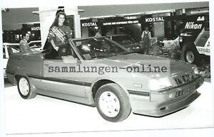 Mitsubishi-Corida-Cabriolet-Iaa-1985-Frankfurt-Car-Photography-Photo-Press-Photo