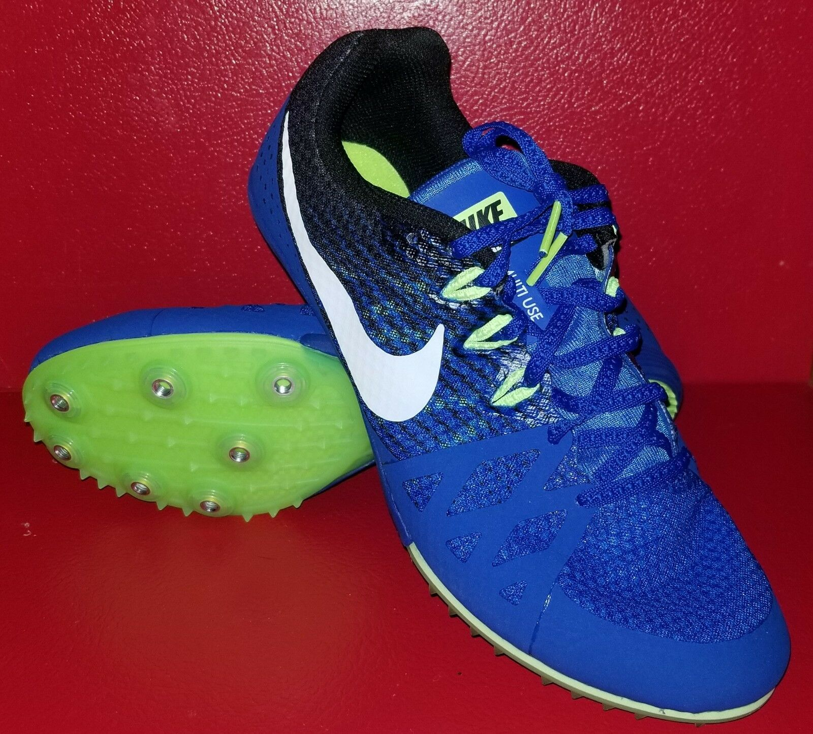 Nike zoom rivale m 8 uomini campo su pista campo uomini sprint spuntoni scarpe 806555 413 8 6d999d