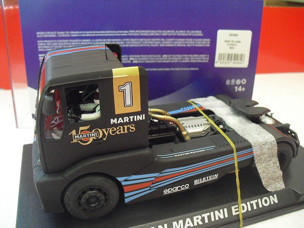 Flyslot MAN TR 1400 EDICION SPECIAL MARTINI Ref. 203305 1 32 NEW NEW