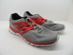 Reebok Men s Sublite XT Cushion MT Running Shoe Gray Red Size 14M ... 554297590