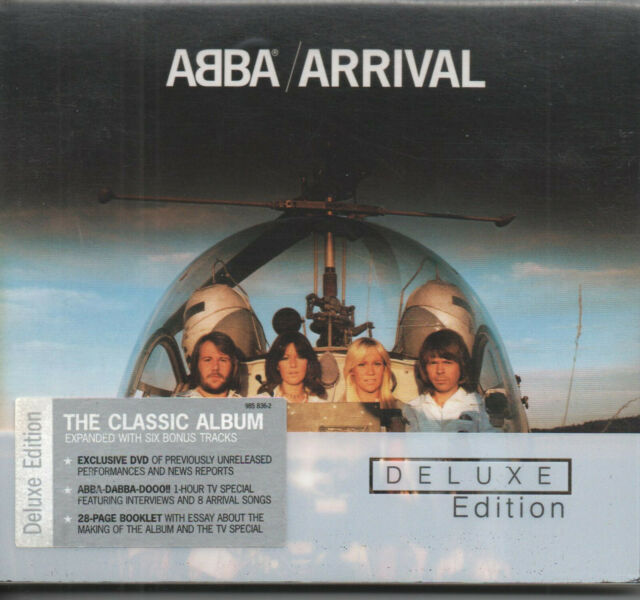 Arrival [30th Anniversary Deluxe Edition] (2-Disc Audio-CD und DVD) von Abba