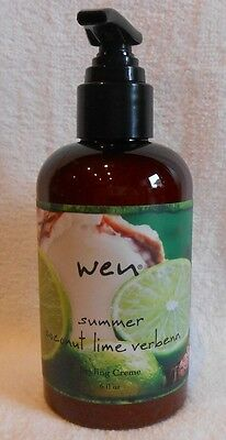 Wen Styling Creme Cream 6oz or 5oz w/pump ~ Choose Scent