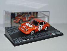 RALLY IXO DIECAST 1/43 Porsche 911 Waldergard 1970 eRAL021