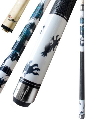 Champion Dragon Pool Cue Stick 314 Taper Shaft Predator Uniloc Joint