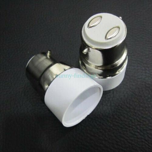 E17 To E26 Screw Lamp Base Socket Holder Bulb Adaptor Converter Acc Home Lightin