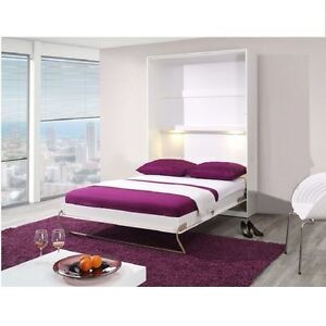 Image Is Loading Multifunctional Vertical Pull Out Bed Fold Down Wall