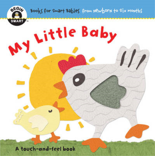 My Little Baby (Begin Smart: Books for Smart Babies from Newborn to Six Months),