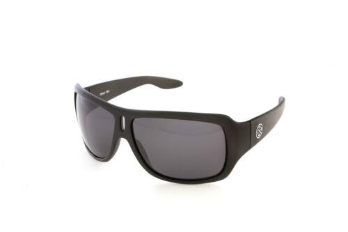 Sunglasses,NEU FILTRATE ZEPHYR Sonnenbrille Polarized Unisex Black Matte//Grey