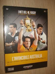 DVD-N-7-L-039-Invencible-Australia-i-Mitos-de-Rugby-E-i-Momentos-Of-Legend