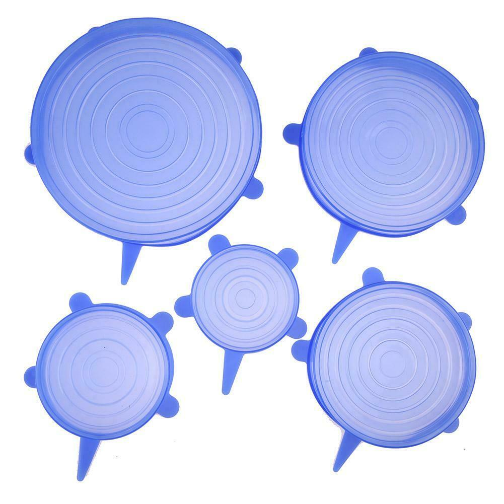 4# 5pcs/set Blue