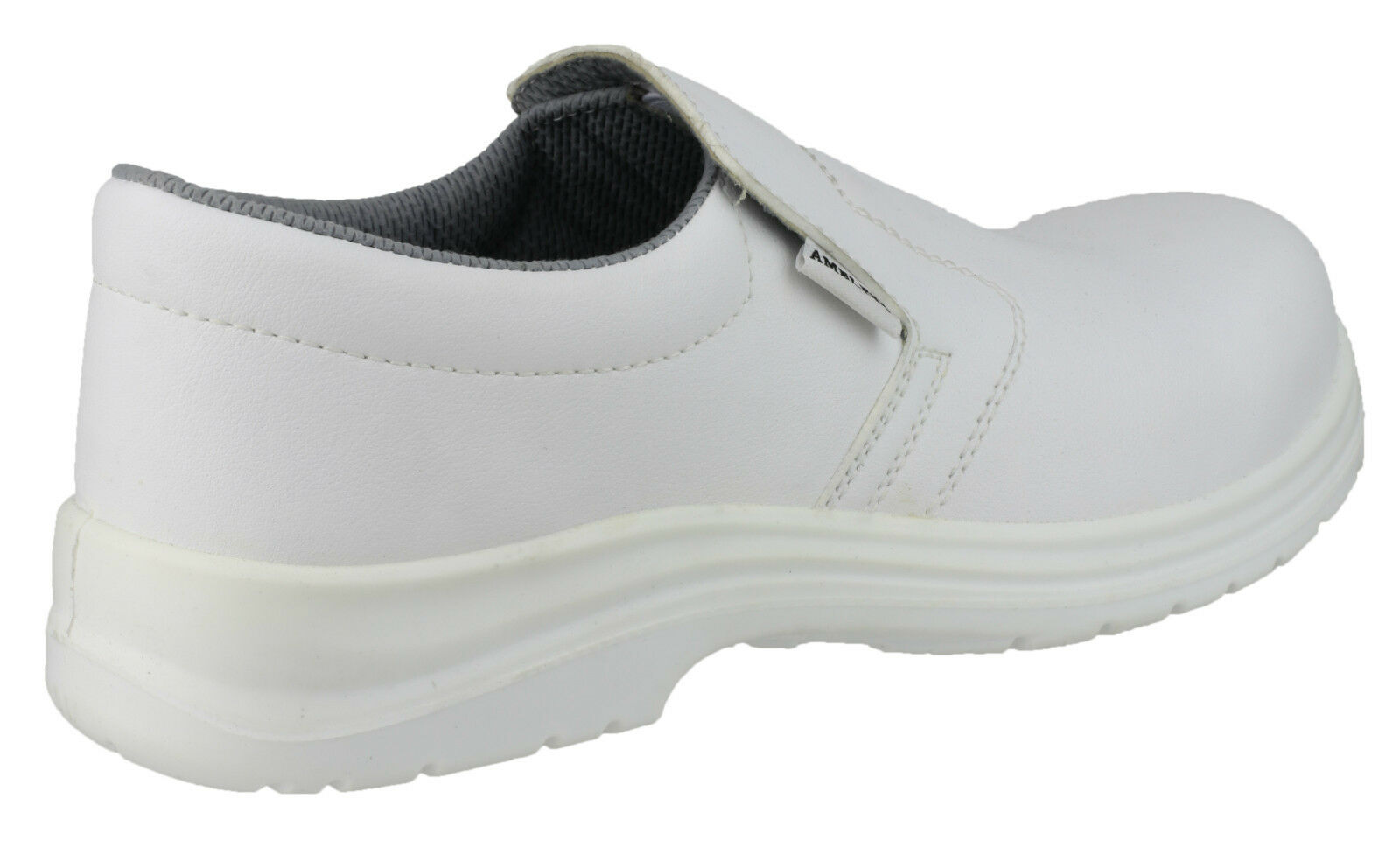Amblers FS510 Safety  Uomo Unisex Slip On Toe UK3-12 Cap Industrial Work Schuhes UK3-12 Toe 228972
