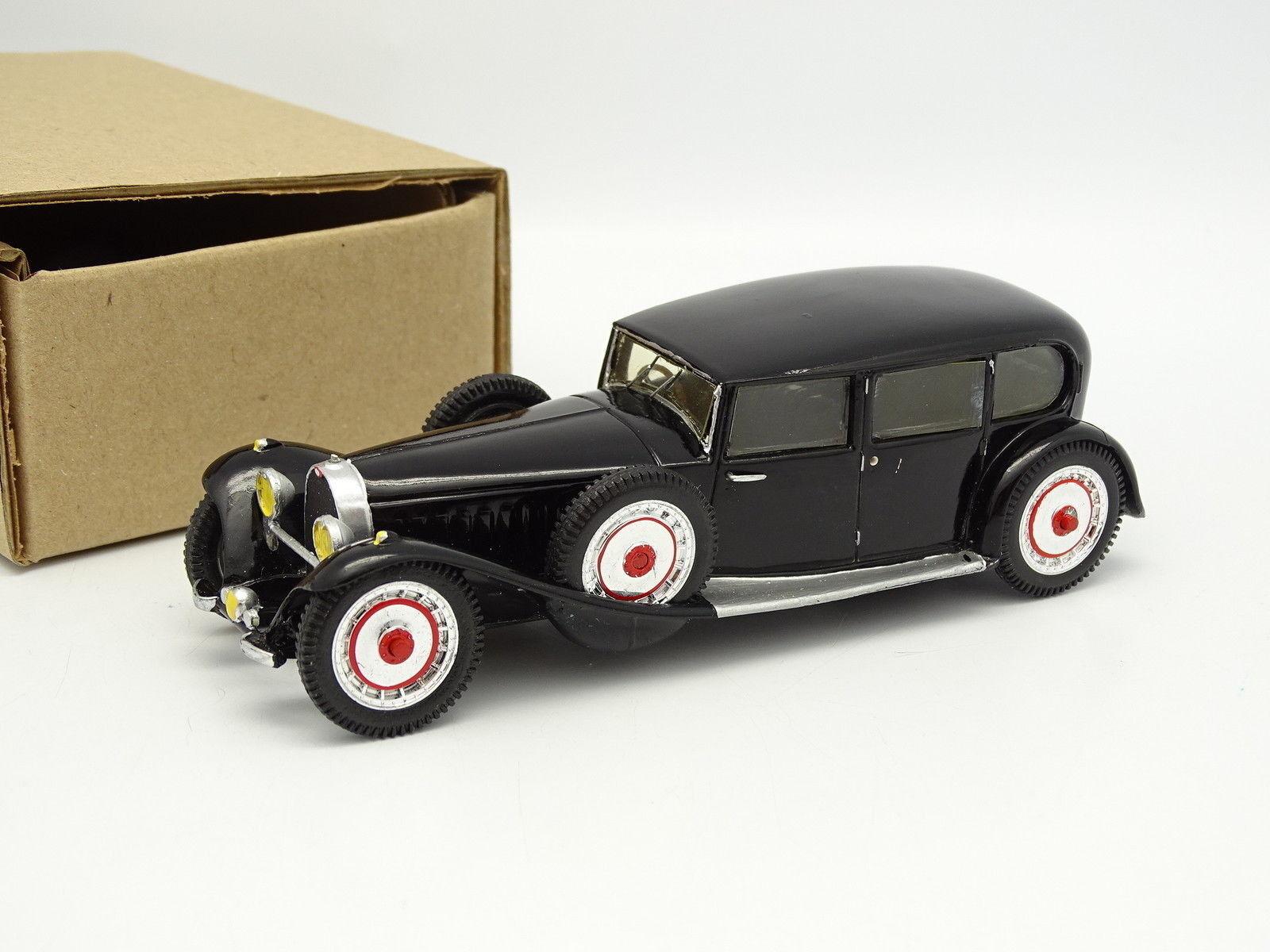 Aurora Modelos Kit Montado 1 43 - Bugatti Real Limusina Parkward 41131 1933