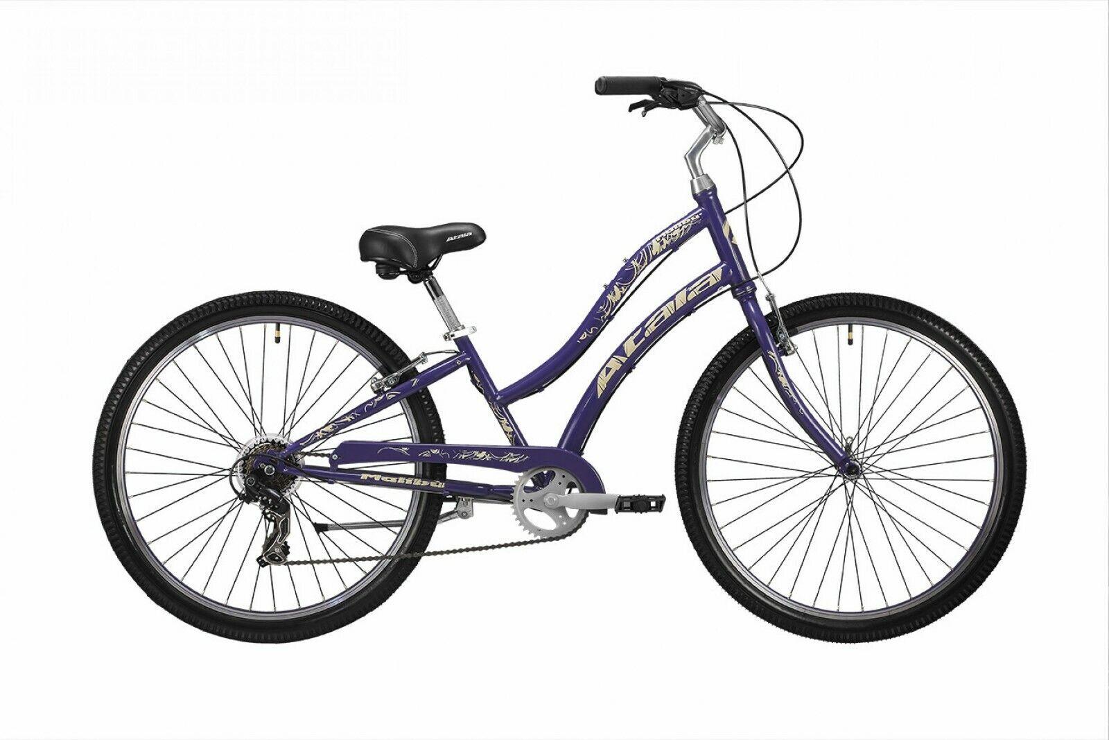 BICYCLE WOMEN'S ATALA MALIBU LADY 7V 27,5  STEEL STRADA shimano