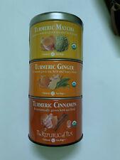 The Republic Of Tea Lemon Chiffon Cuppa Cake Tea 36 Tea Bags For Sale Online Ebay