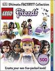 LEGO (R) Friends Ultimate Factivity Collection von DK (2015, Taschenbuch)