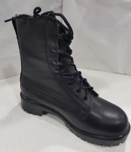 NEW ARMY BLACK ASSAULT COMBAT BOOTS