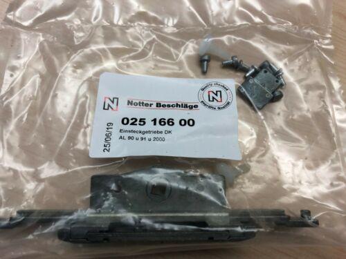 Notter einsteckgetriebe DK Nº 025 166 00