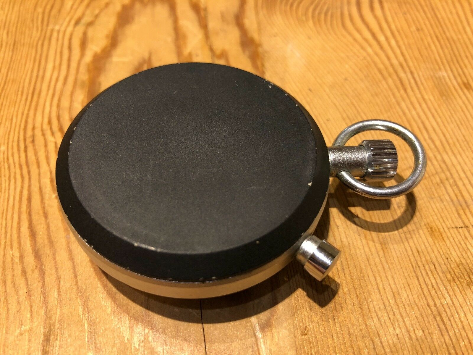 Very Rare - - - HEUER Sport Chrono - Vintage Stopwatch 53 mm diameter 24f9bb