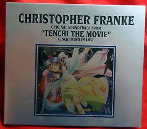Christopher-Franke-Original-Soundtrack-from-Tenchi-the-Movie-DIgipack-CD