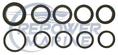 AQ140A BB140 AQ125 AQ145 Water Pipe Seal Kit for Volvo Penta Petrol AQ120B