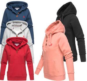 Details about Marikoo Yuriko Womens Hoodie Sweat Jacket Sweatshirt Jumper Sweater Hoodie show original title