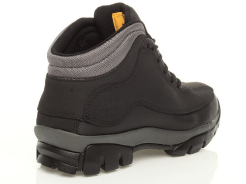 MENS GROUNDWORK LADIES LEATHER SAFETY WATERPROOF WORK STEEL TOE CAP BOOTS SHOES