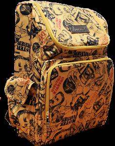 Vincent Backpack Stylist Barber Bag (GOLD) VT10300