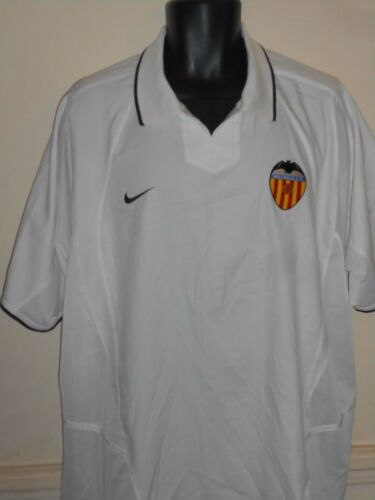 Valencia Home Shirt 20022003 xl men's #871