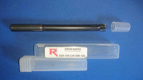 VHM-Torusfräser 2-12mm kurz lang überlang