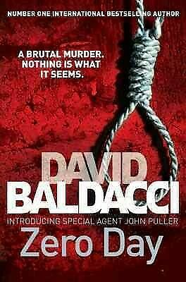 Zero Day, Paperback by Baldacci, David, Brand New, Free shipping