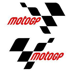 Image is loading 2-x-6-034-MOTO-GP-LOGO-MOTOR-