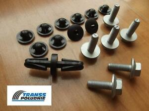 UNDER-ENGINE-COVER-CLIP-SET-VOLKSWAGEN-MULTIVAN-TRANSPORTER-T5