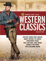 Western Classics Collection - 6 Films (dvd, 2012, 6-disc B [cut Barcode]