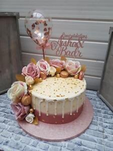 Palloncino-cake-topper-Rose-Gold-CONFETTI-SPOSA-FESTA-PAGLIA-Baby-Cuori