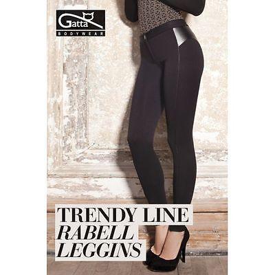 Gatta Trendy Line Rabell Leggins schwarz