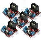 5 PCS Dual H Bridge DC Stepper Motor Drive Controller Board Module Arduino L298N
