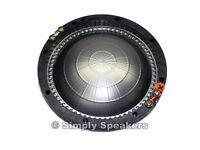 Diaphragm For Jbl I750 I751 I755 I770 I771 P750 P751 Speaker Horn Driver 8 Ohms