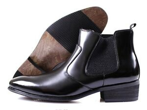 mooda men leather shoes oxfords dress ankle boots formal