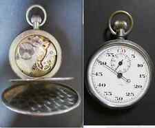 universal geneve cal 295 chronometer tasca pocket old wrist watch for parts rare