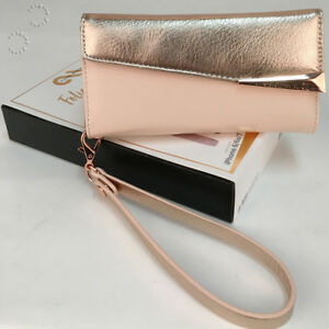 buy popular 09363 610a0 Details about Case-Mate Folio Wristlet iPhone 8 iPhone 7 iPhone 6s iPhone 6  Case - Rose Gold