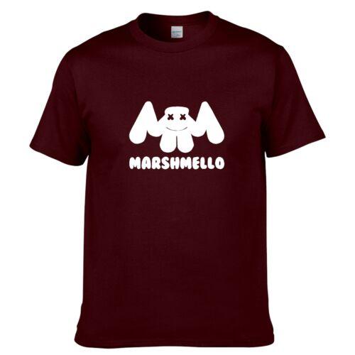 B marshmellot shirt dj mellow Dance House Music Tour Dotcom EDM 4 Couleurs