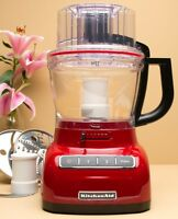 Kitchenaid 5kfp1333aer Food Processor - Empire Red