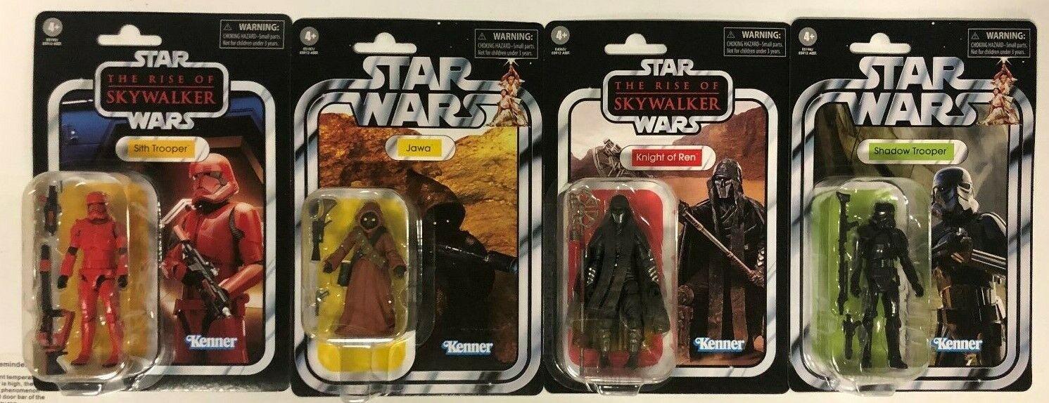 2019 Star Wars Lot Shadow Trooper , KNIGHT OF REN, JAWA, SITH TROOPER