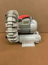 Fuji Electric Blower Vfd41s 2 Hp 230v 60 Hz 35 Psig 71 Hg 120 Scfm