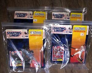 1994 Starting Lineup Jimmy Key/Carlos Baerga/Albert Belle/Yankees/Indians